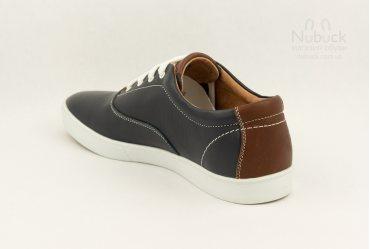 Модные повседневные мужские кроссовки (кеды) Shamrock 10.14 blue