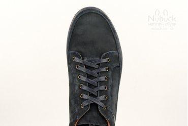 Комфортные мужские туфли (кроссовки) Shamrock 10.32d blue