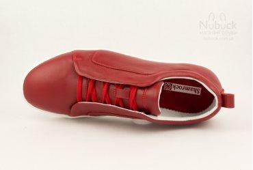 Модные мужские кроссовки Shamrock 10.36 red