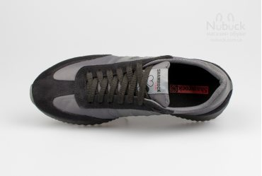 Повседневные мужские кроссовки Shamrock 10.45 black