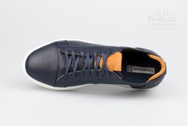 Летние мужские кроссовки (кеды) Shamrock 10.56 blue