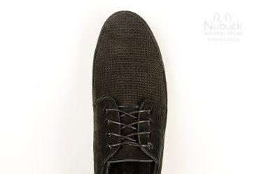 Летние мужские туфли (мокасины) Shamrock 10.6 p