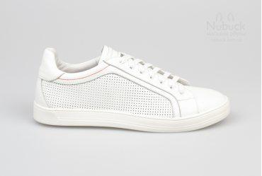 Летние мужские кроссовки (кеды) Shamrock 10.71 white
