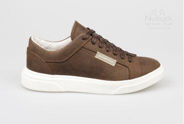 Мужские кроссовки (кеды) Shamrock 10.89 brown