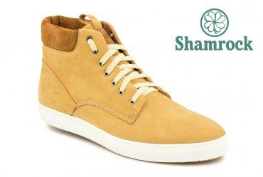 Демисезонные мужские хайтопы Shamrock 20.15 yellow