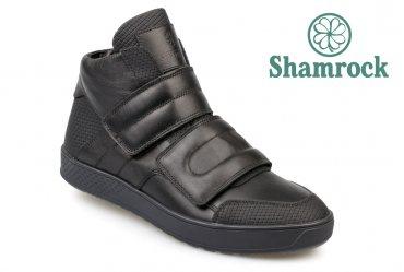Демисезонные / зимние мужские ботинки (хайтопы) Shamrock 20.34