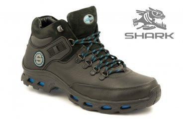 Зимние мужские ботинки SHARK B-147 navy