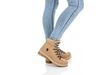 Женские (подростковые) ботинки SHARK B-150Ws
