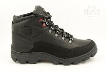 Зимние мужские ботинки SHARK B-194 red