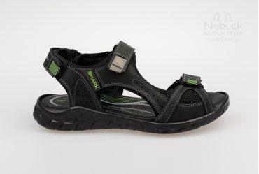 Мужские сандалии Shark L-63 green