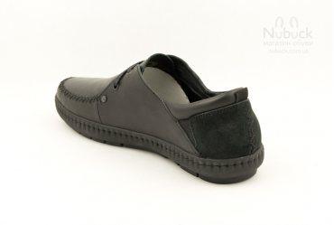 Комфортные мужские туфли SHARK T-202