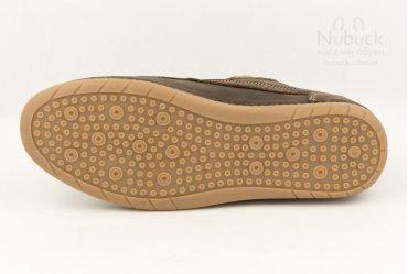 Комфортные мягкие мужские туфли SHARK T-383 B