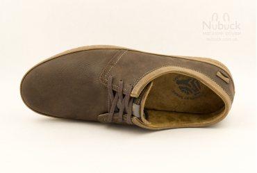 Комфортные мягкие мужские туфли SHARK T-408 B