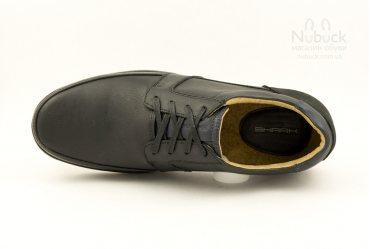 Комфортные мужские туфли SHARK T-450