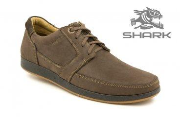 Комфортные мужские туфли SHARK T-450 B