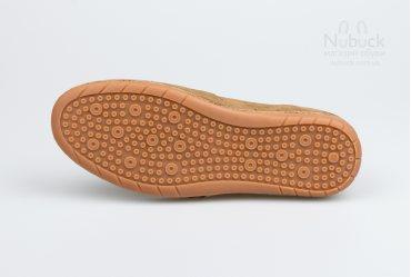 Летние мягкие мужские туфли SHARK T-467 coconut air