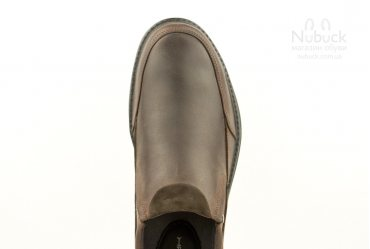 Комфортные мужские туфли SHARK T-478 brown