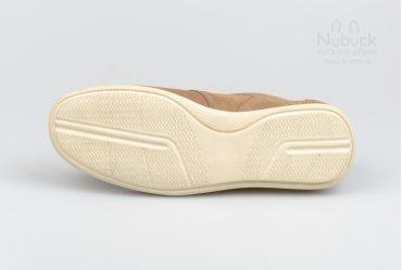 Летние мужские туфли SHARK T-488 coconut