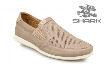 Летние мужские туфли SHARK T-489 viza
