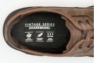 Комфортные мужские туфли SHARK T-530 B