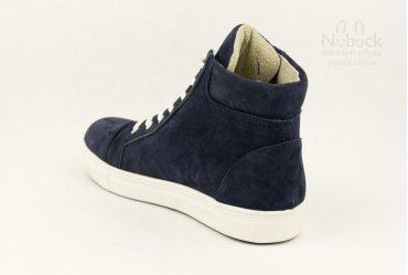 Женские ботинки (кеды) TopS 733-L blue