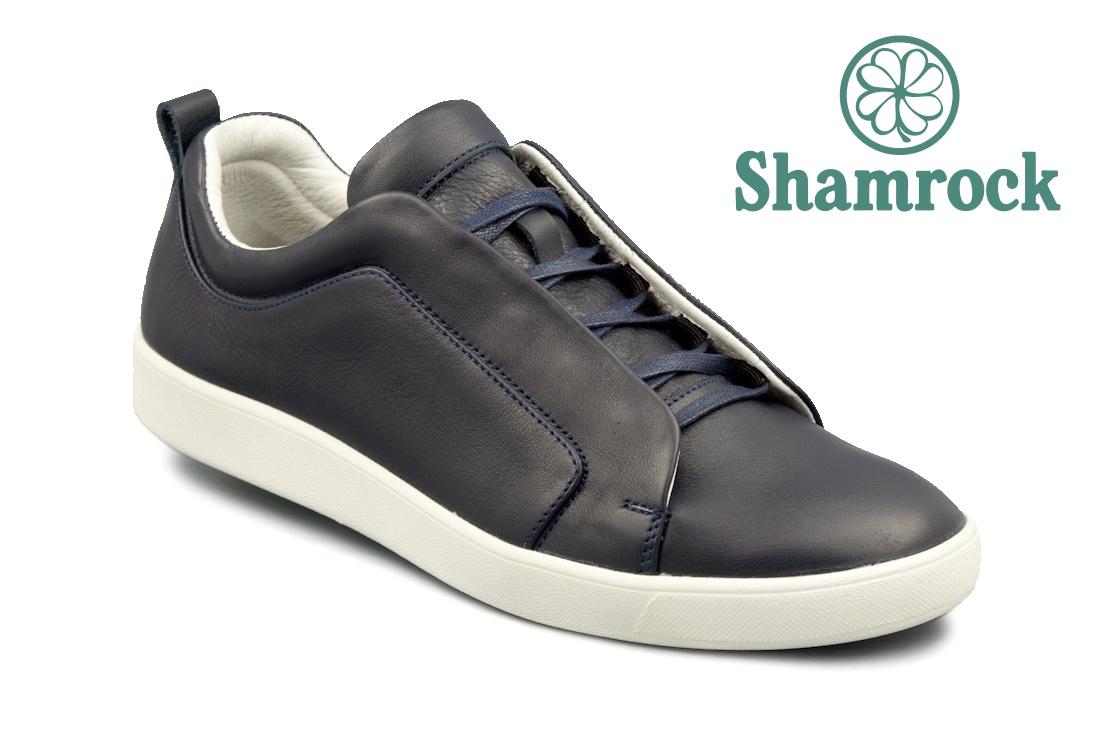 62a6d59b Модные мужские кроссовки Shamrock 10.36 blue